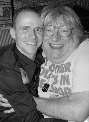 Bruce vilanch young